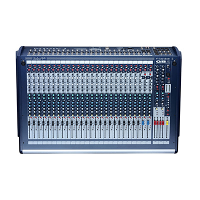 SoundCraft,GB2 16CH