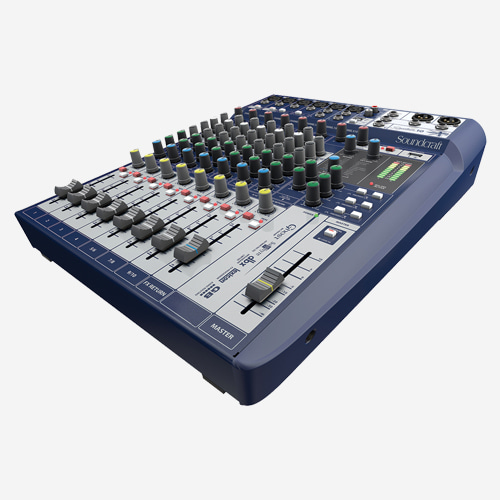 SoundCraft,SIGNATURE10