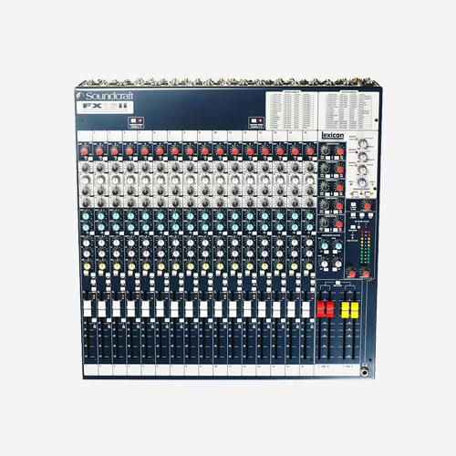SoundCraft,FX16ii