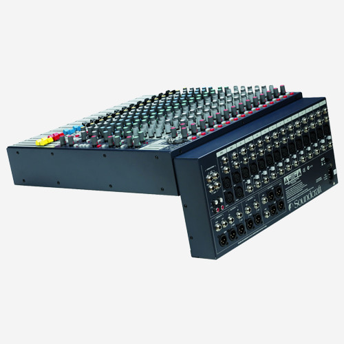 SoundCraft,GB2R 12/2CH