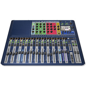 SoundCraft,Si Expression 2