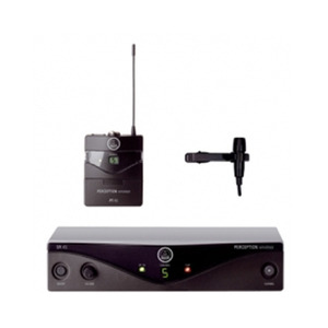 AKG,PERCEPTION 45 PRESENTER SET