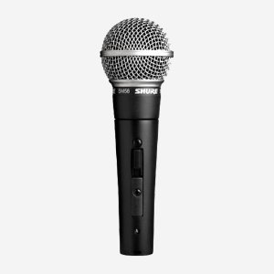 SHURE,SHURE SM58S, ON/OFF 스위치 (정식수입품, A/S, 당일발송)