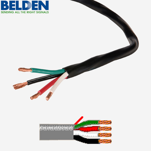Belden,BELDEN 5002UP (150M)/ 벨덴 스피커 케이블 / 4Core SP.CABLE