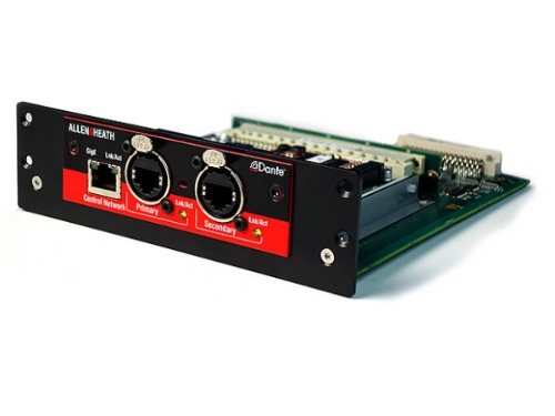 ALLEN&HEATH M-DL-ADAPT-A / MULTI CHANNEL NETWORKING CARDS / 알렌헤스 정품