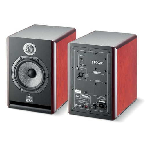 FOCAL SOLO6 BE / SOLO6 BE / 액티브모니터스피커 / 6.5인치모니터스피커 / 모니터스피커
