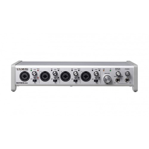 TASCAM SERIES 208i / 10in 2out Audio/MIDI Interface / 오디오인터페이스 / 타스컴 / 정품