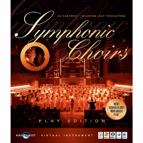 Eastwest Symphonic Choirs Platinum - Bundle(with VOTA) / 코러스 샘플의 걸작 - VOTA 추가 / 가상악기 / 정품