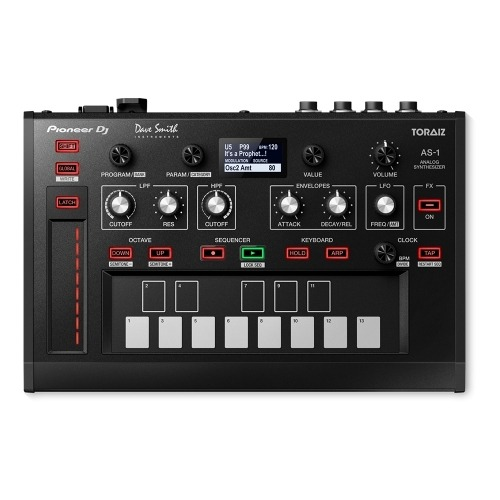 Pioneer DJ TORAIZ AS-1 Monophonic Synthesizer / AS1 / Pioneer / 정품 / 대리점