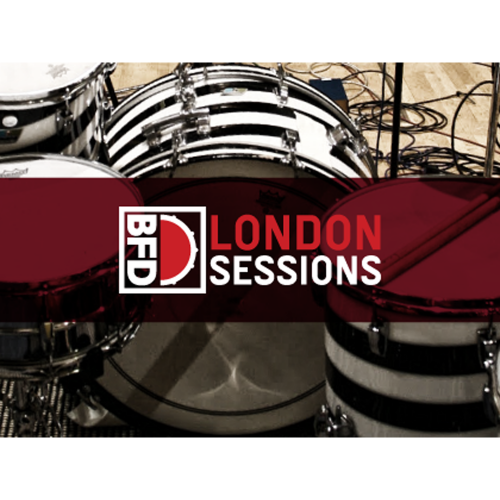 FXpansion London Sessions - BFD Expansion / 10개의 빈티지, 모던 드럼 킷 / 가상악기 / 정품