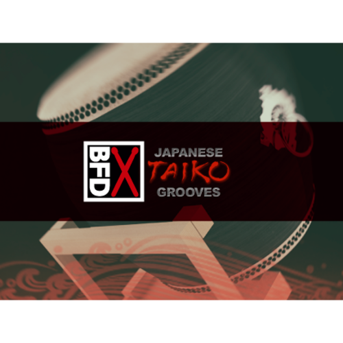 FXpansion Japanese Taiko Grooves - BFD Groove Packs / 일본의 타이코 퍼커션 사운드 / 가상악기 / 정품