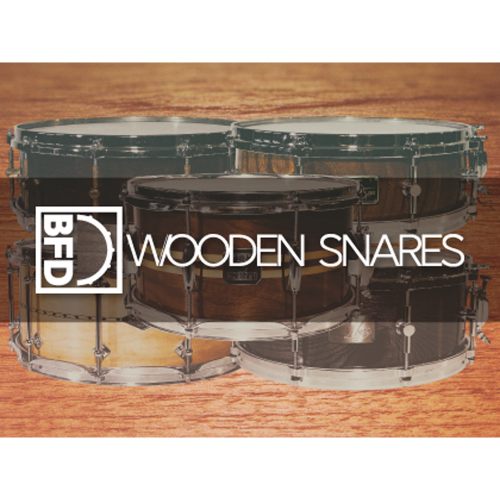 FXpansion Wooden Snares - BFD Expansion / 프리미엄 우드 쉘 스네어 드럼 사운드 / 가상악기 / 정품