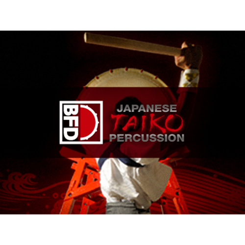 FXpansion Japanese Taiko Percussion - BFD Expansion / 일본의 타이코 퍼커션 사운드 / 가상악기 / 정품