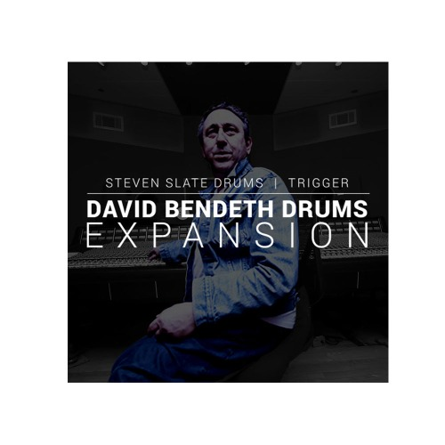 STEVEN SLATE SSD David Bendeth expansion / Bendeth Exp for Steven Slate Drums