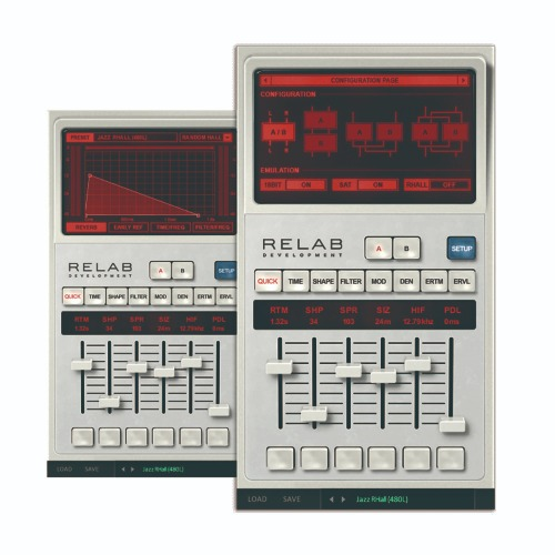 RELAB LX480 Complete / Most accurate emulation of Lexicon 480L