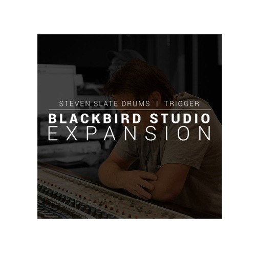 STEVEN SLATE SSD Blackbird expansion / Blackbird Exp for Steven Slate Drums