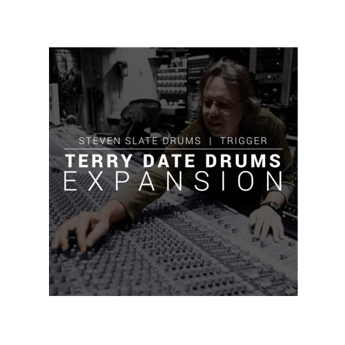 STEVEN SLATE SSD Terry Date expansion / 	Bendeth Exp for Steven Slate Drums