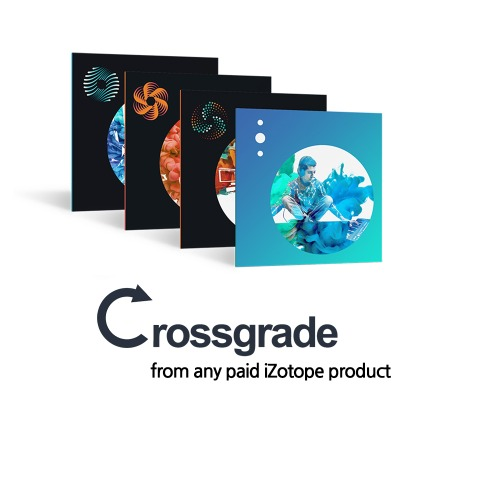 iZotope Tonal Balance Bundle Crossgrade from any paid iZotope products / 정품