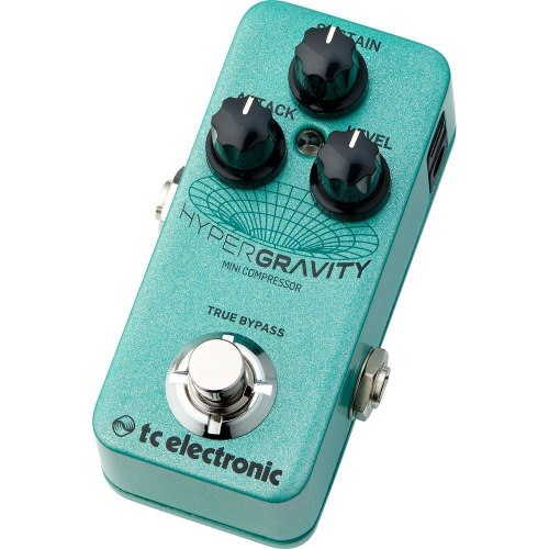 TC Electronic HyperGravity MIni Compressor Pedal | which provides compression and sustain—and some would argue | 정품