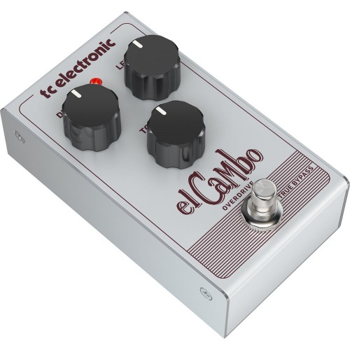 TC Electronic El Cambo Overdrive Pedal | Classic Tube Overdrive Pedal | 정품